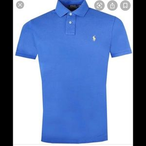 Vintage POLO BY RALPH LAUREN POLO SHIRT custom fit